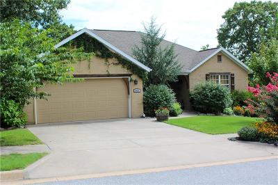 Pea Ridge Single Family Home For Sale: 307 Meadows CT