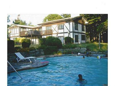Eureka Springs Single Family Home For Sale: 331 W Van Buren