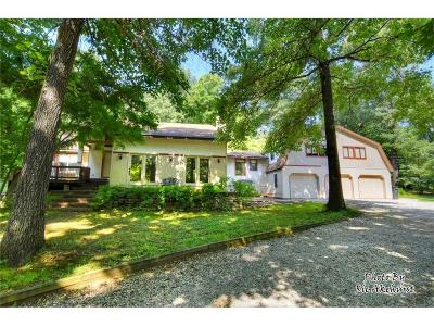 Bentonville Single Family Home For Sale: 3653 Ozark Acres DR