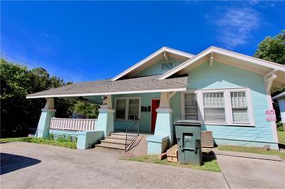 Fayetteville Single Family Home For Sale: 201 N Locust AVE