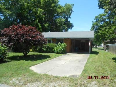 Bentonville Single Family Home For Sale: 604 SE A ST