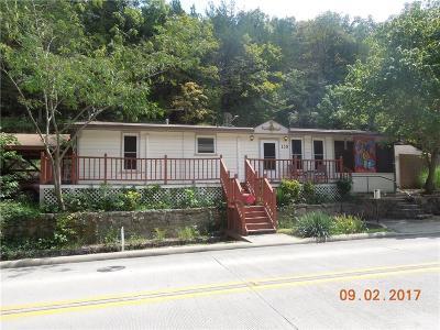 Eureka Springs Single Family Home For Sale: 135 N Main ST