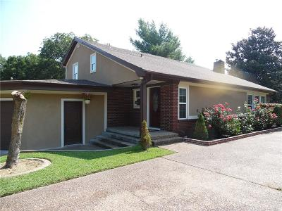 Rogers Single Family Home For Sale: 525 13th ST