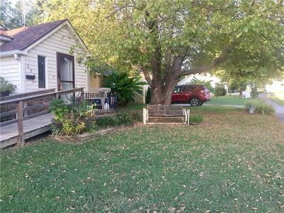 Bentonville Single Family Home For Sale: 603 SE 3rd ST
