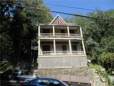Eureka Springs Single Family Home For Sale: 19 Pine ST