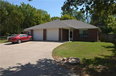 Benton County Multi Family Home For Sale: 830 N Wright ST