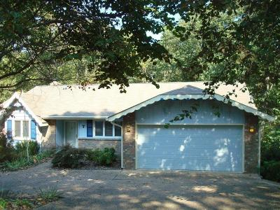 Bella Vista AR Single Family Home For Sale: $195,000