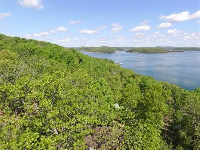 Eureka Springs Residential Lots & Land For Sale: 00 Tract 4 Beaver Cove