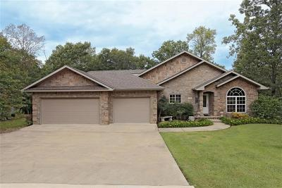 Bella Vista Single Family Home For Sale: 7 Balsham LN