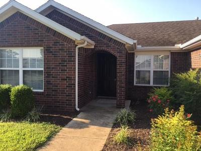 Bentonville Single Family Home For Sale: 3901 SW Carriageway AVE