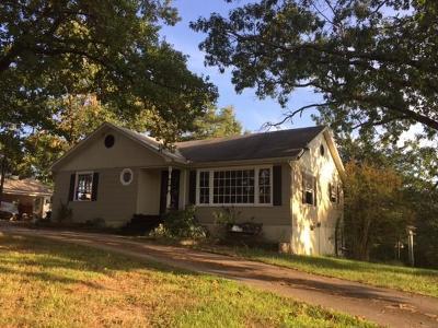 Eureka Springs Single Family Home For Sale: 3062 E Van Buren