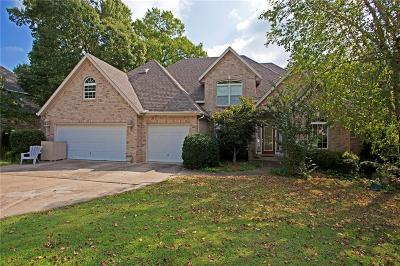 Bentonville Single Family Home For Sale: 3004 Hanna LN