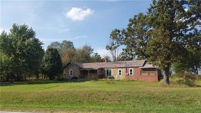 Benton County Single Family Home For Sale: 22240 Highway 72