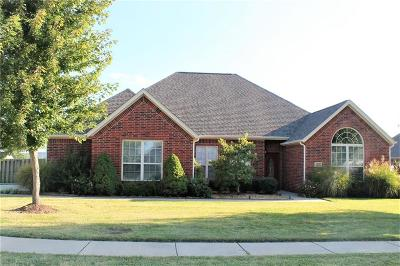 Fayetteville Single Family Home For Sale: 4357 W Wedge DR