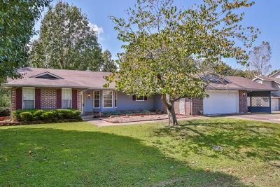 Rogers Single Family Home For Sale: 8149 Fairway DR