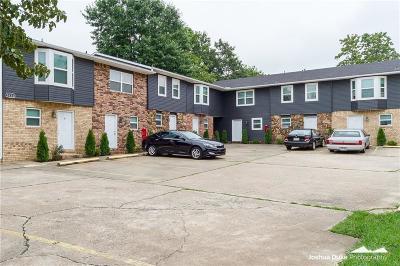 Fayetteville Multi Family Home For Sale: 1800 Gregg AVE