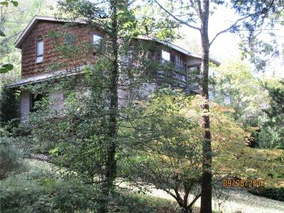 Eureka Springs Single Family Home For Sale: 5 Alexander ST