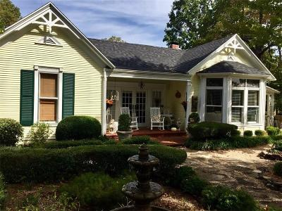 Eureka Springs Single Family Home For Sale: 7 Lookout CIR