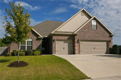 Bentonville Single Family Home For Sale: 4405 SW Brentwood RD