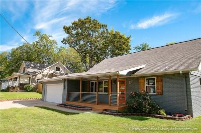 Bentonville Single Family Home For Sale: 711 SW 2nd ST