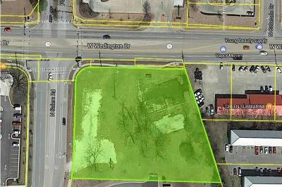 Fayetteville Residential Lots & Land For Sale: 3351 W Wedington DR