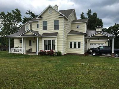 Fayetteville Single Family Home For Sale: 10672 Whitehouse RD