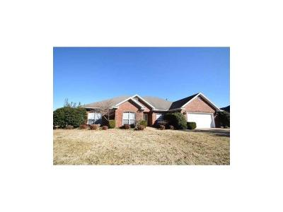 Rogers Single Family Home For Sale: 19 S Brixham DR