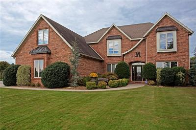 Bentonville Single Family Home For Sale: 11185 W Stonebriar DR