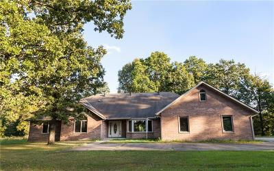 Bentonville Single Family Home For Sale: 10656 Short RD