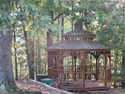 Eureka Springs, Rogers, Lowell Residential Lots & Land For Sale: 242 Hillcrest DR