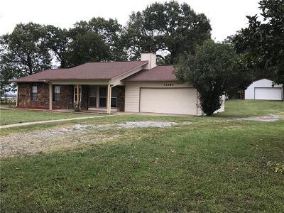 Gravette Single Family Home For Sale: 13380 Beaty RD