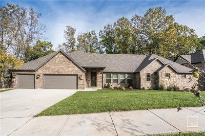 Bentonville Single Family Home For Sale: 2104 NW Small Oaks Street
