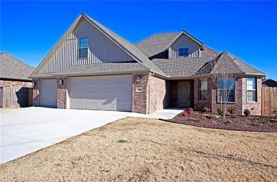 Centerton Single Family Home For Sale: 1021 Tarah Knolls CIR