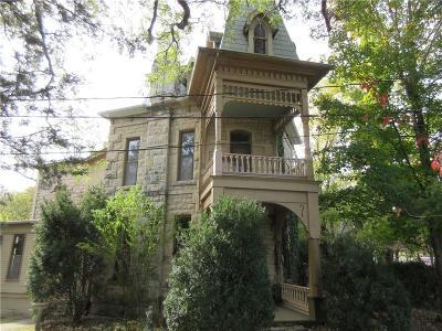 Eureka Springs Single Family Home For Sale: 36 Eureka Street