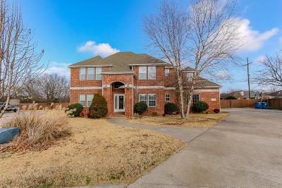 Bentonville Single Family Home For Sale: 210 NW Olinka Pass