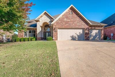 Bentonville Single Family Home For Sale: 3802 SW Lone Oak AVE