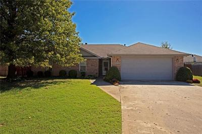 Bentonville Single Family Home For Sale: 2708 Pleasant View LN