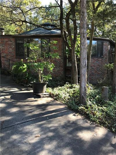 Eureka Springs Single Family Home For Sale: 9 Starlite (Holiday Island) AVE