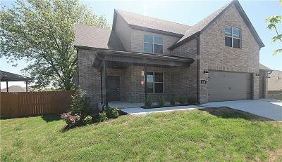 Centerton Single Family Home For Sale: 1310 Lariat DR
