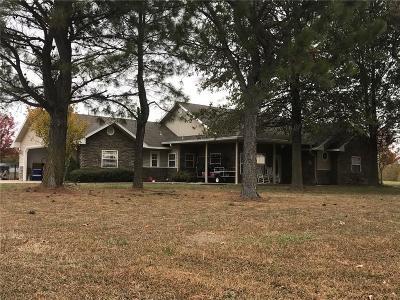 Gravette Single Family Home For Sale: 18776 Huntington DR