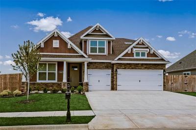 Centerton Single Family Home For Sale: 1010 Silver Maple ST