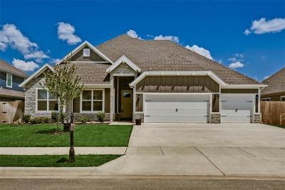 Centerton Single Family Home For Sale: 1030 Silver Maple ST