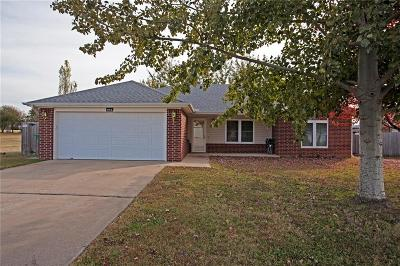 Centerton Single Family Home For Sale: 340 Sun Meadow DR