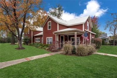 Bentonville Single Family Home For Sale: 308 SW E ST