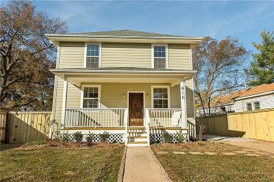 Rogers Single Family Home For Sale: 616 S 4th ST