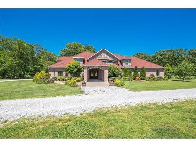 Bentonville Single Family Home For Sale: 11606 Fishback RD