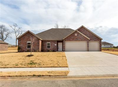 Pea Ridge Single Family Home For Sale: 890 Harrison ST