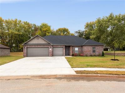 Pea Ridge Single Family Home For Sale: 366 E Hayes ST