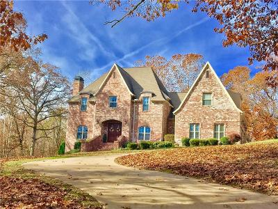 Bentonville Single Family Home For Sale: 11349 NE Pembrook CIR