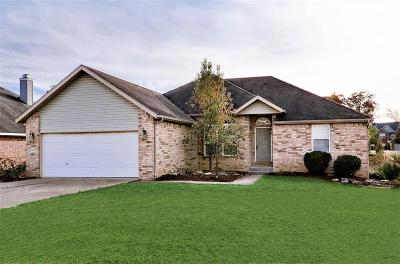 Rogers Single Family Home For Sale: 6148 W Pleasant DR
